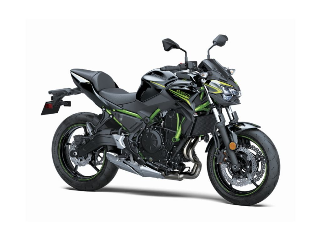 Photo 2020 Kawasaki Z650 Metallic BlackMetallic Flat Spark Black $5594