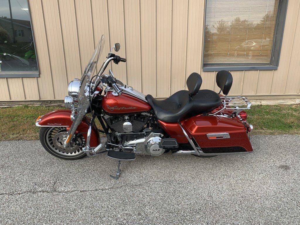 Photo 2013 Harley-Davidson FLHR - Road King $12900