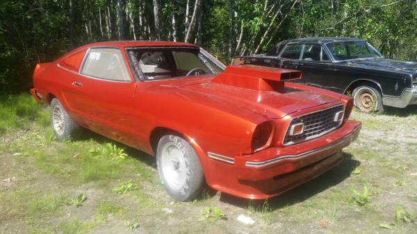 1978 Mustang Gt500 For Sale