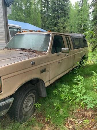 Photo 1988 Ford F150 4wd - $300 (North pole)