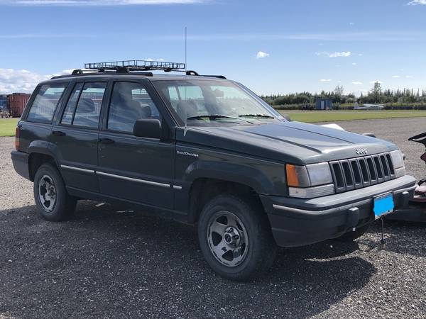 Photo 1994 Jeep Grand Cherokee 4WD - $3,000 (Fairbanks)