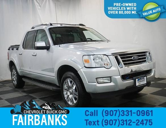 Photo 2010 Ford Explorer Sport Trac 4WD 4dr Limited - $16999 (2010 Ford Explorer Sport Trac)