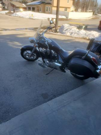Photo 2012 Honda Interstate - $5,800 (Fairbanks)