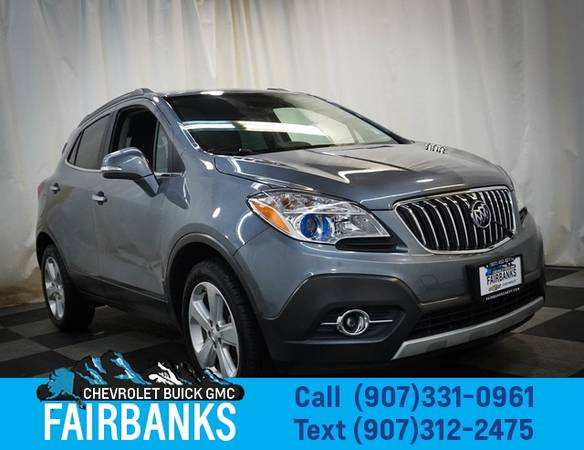 Photo 2015 Buick Encore AWD 4dr Convenience - $14,999 (2015 Buick Encore AWD 4dr Convenience)