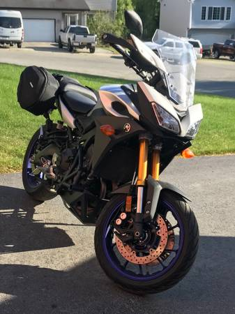 Photo 2016 Yamaha FJ09 - $7,500 (Anchorage)