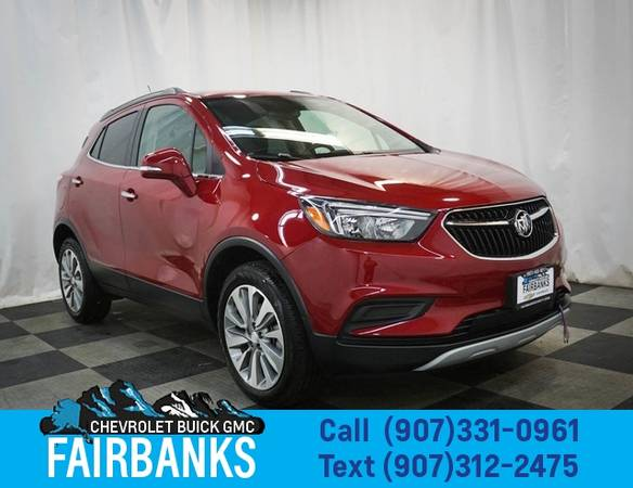 Photo 2019 Buick Encore AWD 4dr Preferred - $22799 (2019 Buick Encore AWD 4dr Preferred)