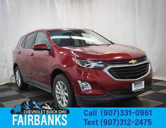 Photo 2019 Chevrolet Equinox AWD 4dr LT w1LT - $23,999 (2019 Chevrolet Equinox AWD 4dr LT w1LT)