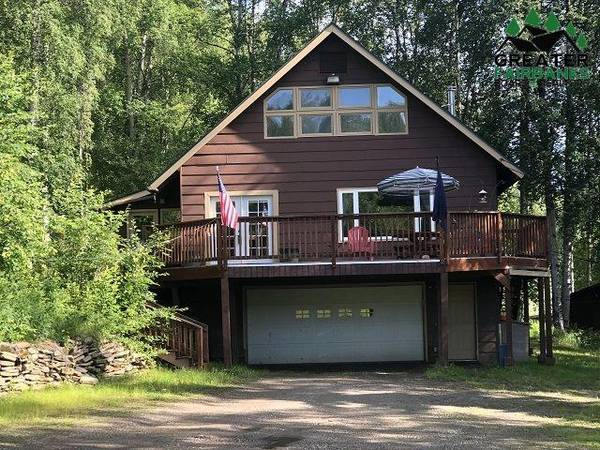 Photo 3 Level Home- 4 Bed  2 Bath  2 Car Garage  4.38 Acres (Fairbanks, AK 99712)
