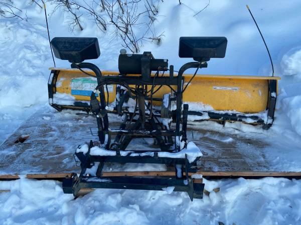Photo 74 Fisher Snow Plow - $2500 (Fairbanks)