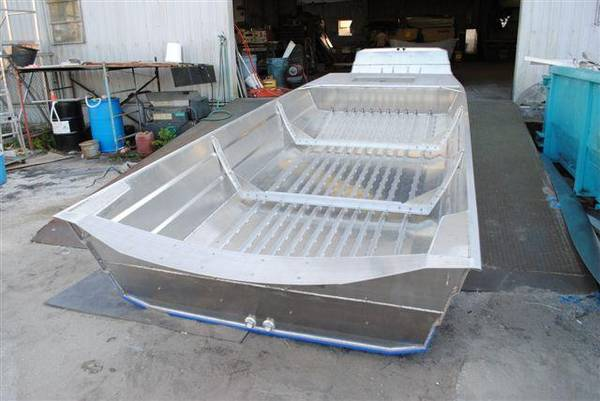 Photo Airboat Hull (northpole)