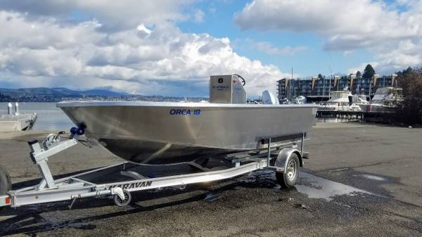 Photo Aluminum boats - Landing Craft, Offshore, Skiffs, and more - $1,000 (Alaska via AML)