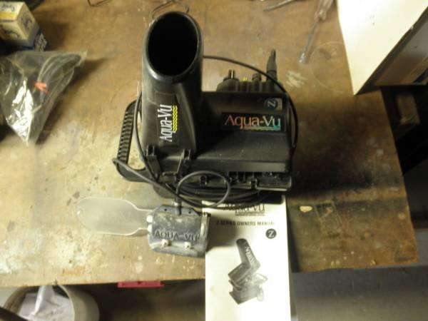 Photo Aqua Vu Z- series underwater camera sys - $300 (Cortland)