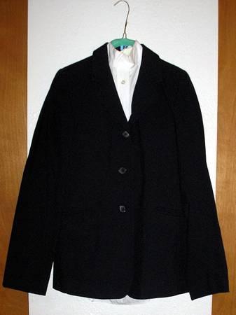 Photo English Show Coat and Shirt Youth Size 16 - $30 (Fairbanks)
