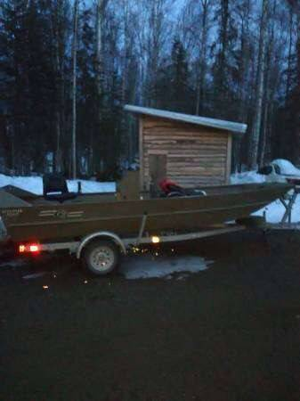 Photo G3 Boat Outfitter 1860 - $14000 (Delta Junction)
