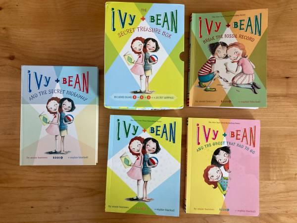 Photo Ivy and Bean set - $20 (Chugiak)