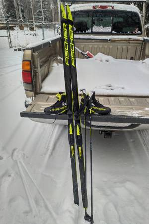 Photo Jr Ski package, just add snow - $150
