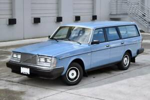 Photo Parts car - 1984 Volvo 240 DL wagon (Fairbanks)