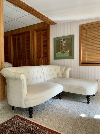 Photo Pier One Couch  Sectional - $625 (Fairbanks)