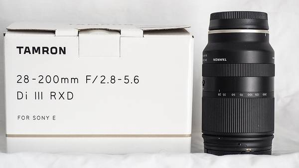 Photo Tamron 28mm-200mm Sony Full Frame Lens - $600 (Anchoragee)