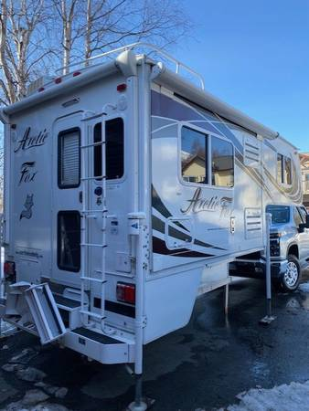 Photo Truck and Arctic Fox cer package - $96,500 (Eagle River AK)