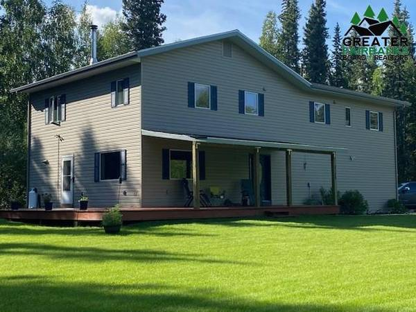 Photo Well maintained 2-story home w office- 3139 Treaty Street (North Pole, AK 99705)