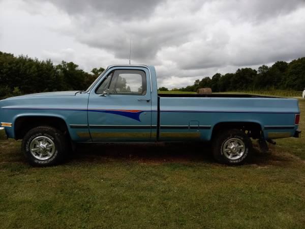 Photo 1986 Chevy K-10 4x4 350 Custom - $3,000 (Pelican Rapids)