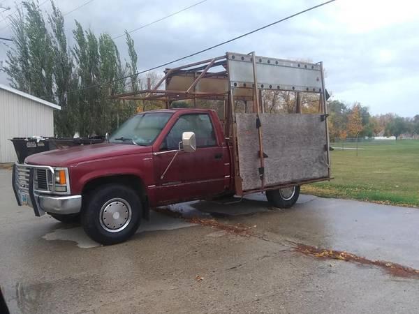 Photo 1989 GMC 1 ton single axle - $1,000 (FARGO)