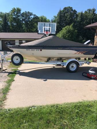 Photo 1997 Crestliner Sportfish 1650 - $6,800 (Mahnomen)