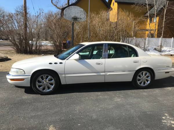 Photo 2003 Buick Park Avenue Ultra-RUST FREE-ONE OWNER-LOADED-76,86 MILES - $8995 (Detroit Lakes)