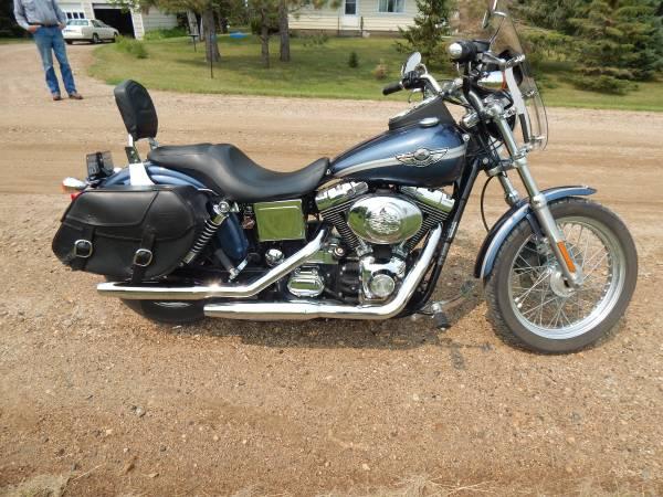 Photo 2003 Harley Davidson low rider - $6,000 (Glyndon)