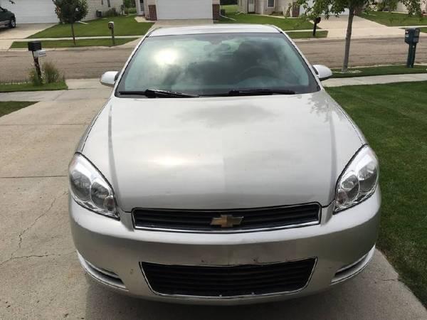 Photo 2008 Chevy Impala - $5,000 (Moorhead)