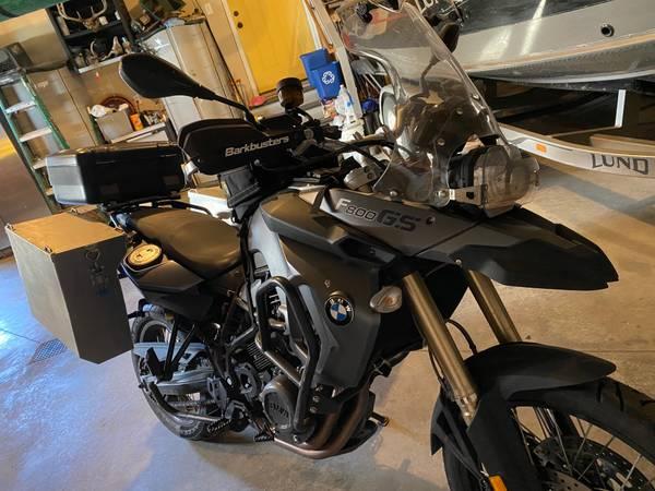 Photo 2012 BMW F 800 GS Enduro - $7,800 (Fargo)