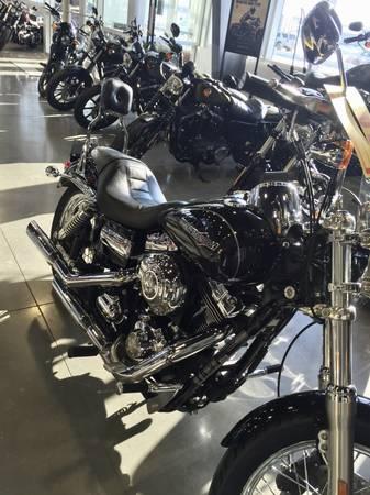 Photo 2012 Harley Davidson FXD Dyna Super Glide Custom - $8,300 (Fargo)