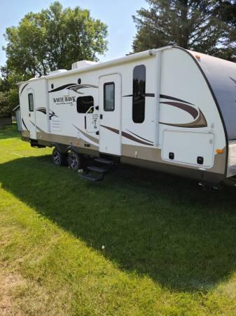 Photo 2014 Jayco Whitehawk 28DSBH RV Cer - $17,400 (Fargo)