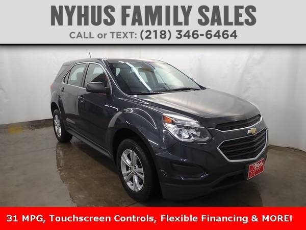 Photo 2017 Chevrolet Equinox LS - $15,500 (Delivery Available)