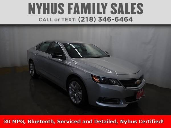 Photo 2017 Chevrolet Impala LS - $16,000 (Delivery Available)