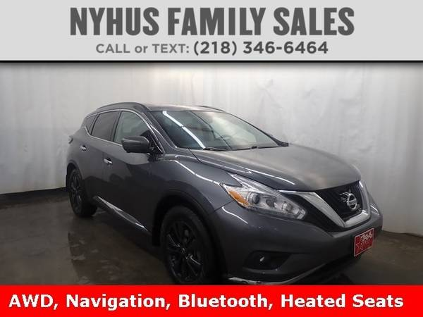 Photo 2017 Nissan Murano SV - $25,000 (Delivery Available)