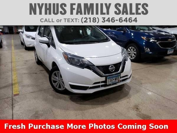 Photo 2017 Nissan Versa Note SV - $9,500 (Delivery Available)