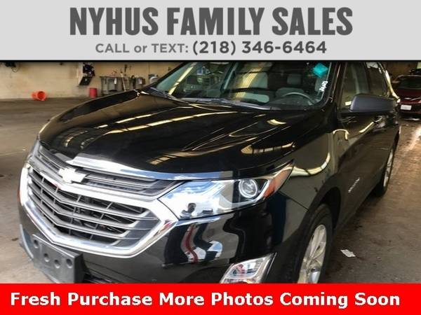 Photo 2018 Chevrolet Equinox LS - $20,500 (Delivery Available)