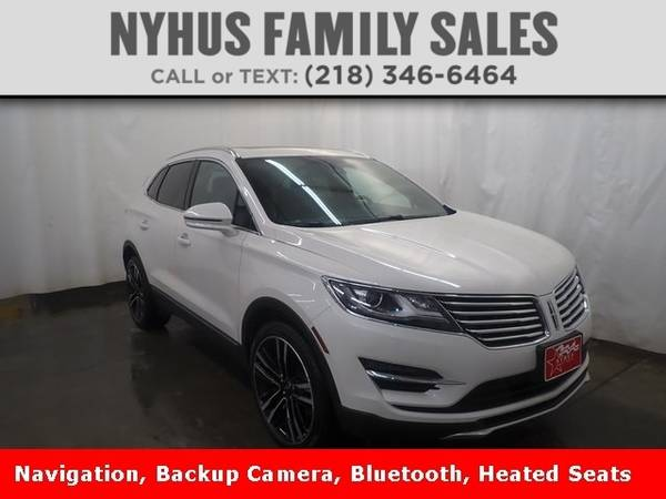 Photo 2018 Lincoln MKC Reserve - $36,000 (Delivery Available)