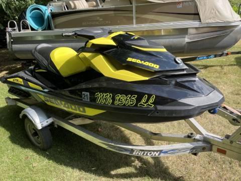 Photo 2018 Sea-Doo GTR 215 - $11,000 (Detroit Lakes)