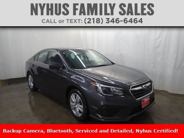 Photo 2018 Subaru Legacy 2.5i - $18,000 (Delivery Available)