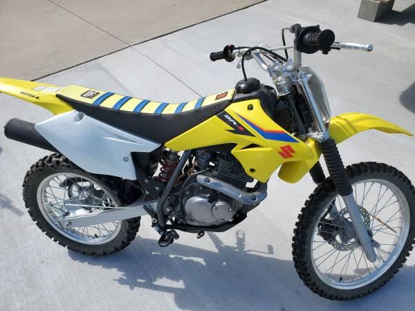 Photo 2019 Suzuki DRZ125 - $3,100 (Glyndon)