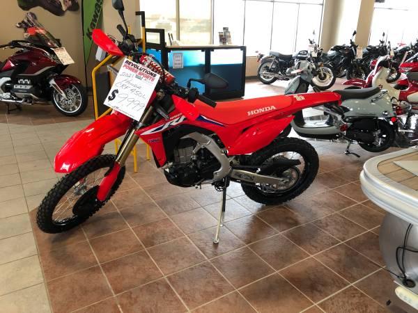 Photo 2021 Honda 450 L in stock - $9,999 (Grand Forks)
