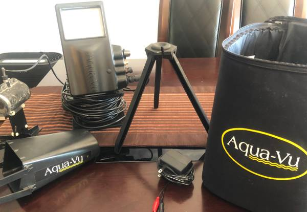 Photo Aqua-Vu Underwater camera - $80