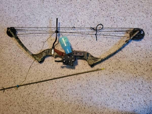 Photo Bow fishing setup - $250 (Casselton)
