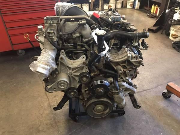Photo LBZ Duramax engine - $4,000 (Brandt)