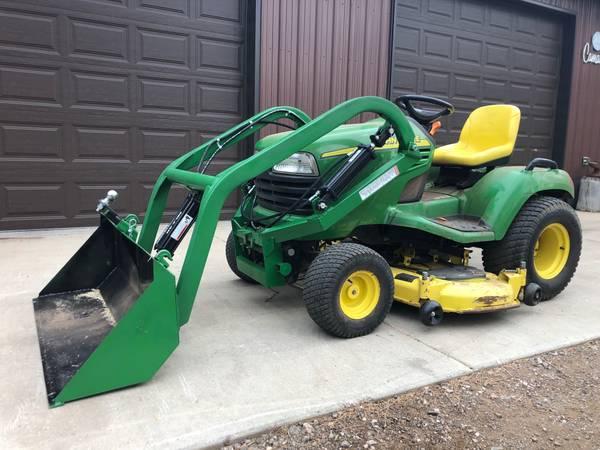 Photo Loaders to fit John Deere Lawn Tractors - $1,890 (Rapid City)