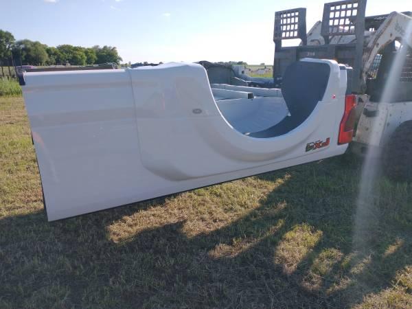 Photo New Ford Dually take off box White - $1,800 (30 miles east of Fargo)