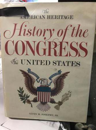Photo The American Heritage History of the congress of the United States - $30 (Atwater)